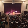 Wyden to Coos County audience: I represent 'every nook and cranny,' not just Portland