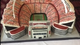 Forever to thee: Couple celebrates wedding with Williams Brice cake