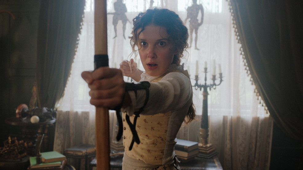 Review: Nextflix's 'Enola Holmes' is a jovial romp for all ages