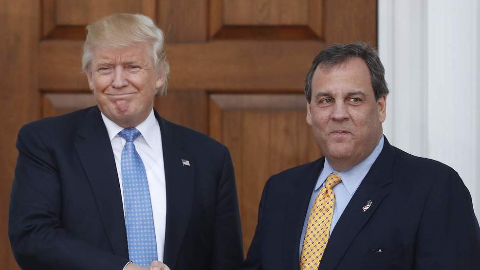 Ex-NJ Gov. Christie out of chief of staff hunt