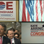 Two candidates already have their eye on ousting Mark Sanford from Congress