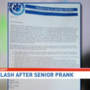 Senior prank leads to repercussions in Hoosick Falls