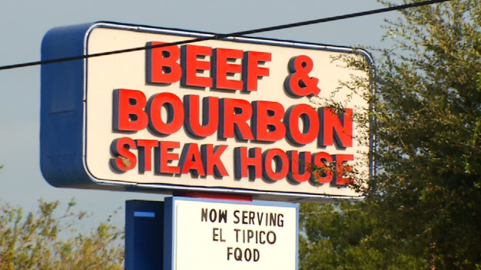 A Warm Cooler Get A Steak House In Hot Water With The