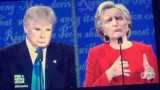 GALLERY | Snapchat filters take over first Presidential Debate