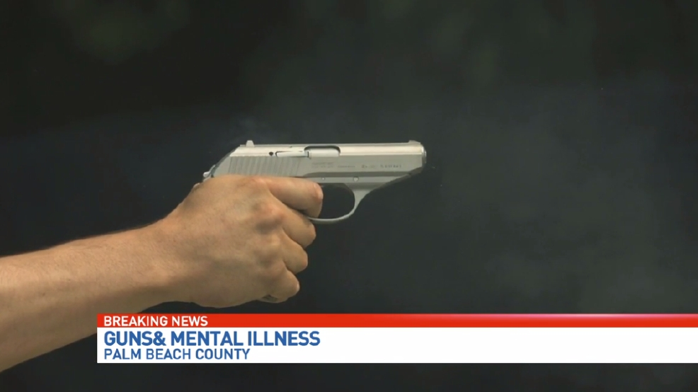 Shooting Raises Question About Mental Health And Gun