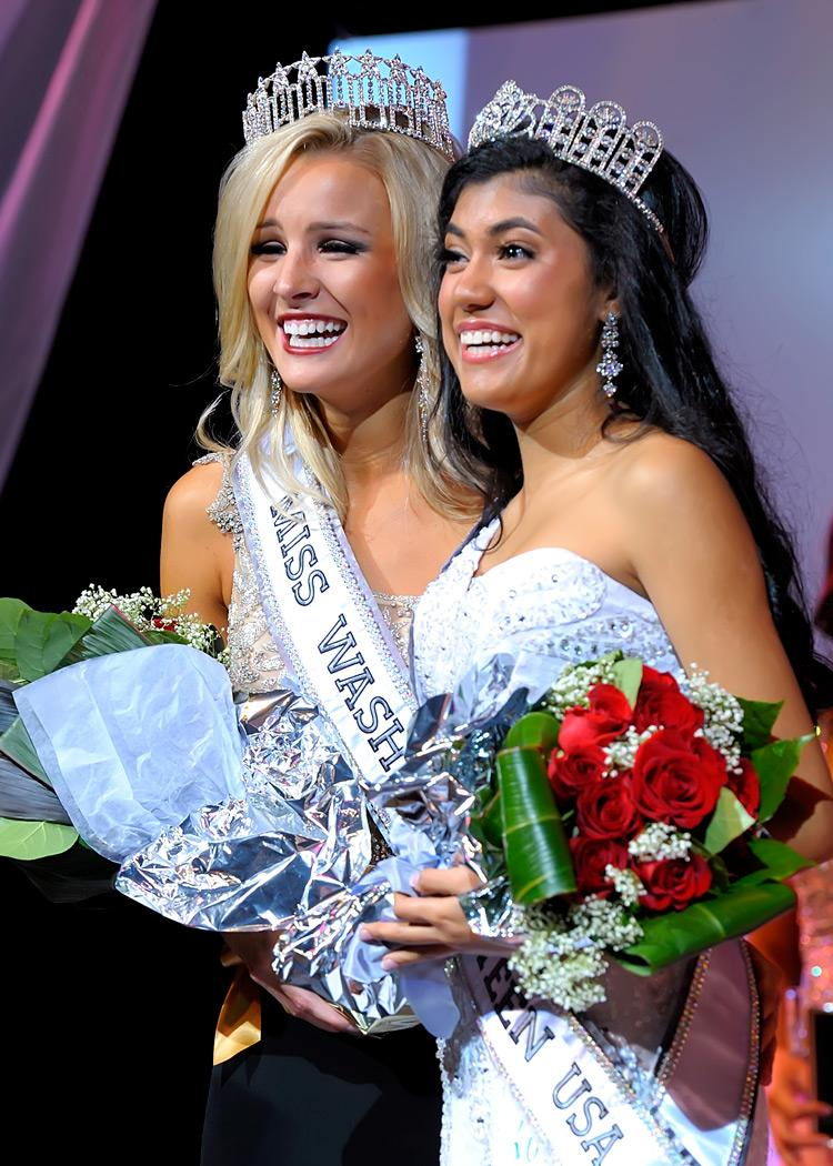 Over 75 contestants competed Sunday at the Highline Performing Arts Center for the Miss Washington USA title. McKenzi Novell from Spokane, walked away with the crown. (Image: Photo by Jerry and Lois Photography)