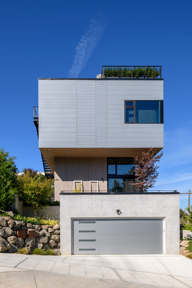 "<p>This week we're previewing houses from Seattle's 2019 Modern Home Tour, happening Saturday, April 27. First up is this 3 bed/3.5 bath home{&nbsp;} in the Madison Park neighborhood.{&nbsp;} Built in 2018, the home is approximately 3,000 square feet, and its three levels are fitted snugly to a sloping hillside. Decks and terraces are found at all levels, perfect for the Cascade mountains views. Built: Lane Williams Architects, Norm Gove of Cambridge Custom Homes; Landscape: Martha Shapiro, Shapiro Ryan Design; Interior: Elizabeth Stretch, Stretch Design. More info & tickets at{&nbsp;}<a  href=""http://mads.media/2019-seattle-modern-home-tour/"" target=""_blank"" title=""http://mads.media/2019-seattle-modern-home-tour/"">mads.media/2019-seattle-modern-home-tour</a>. (Image: Will Austin Photography)</p>"