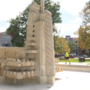 TAKE OUR POLL: Should the Fountain of the Pioneers in Bronson Park be removed?