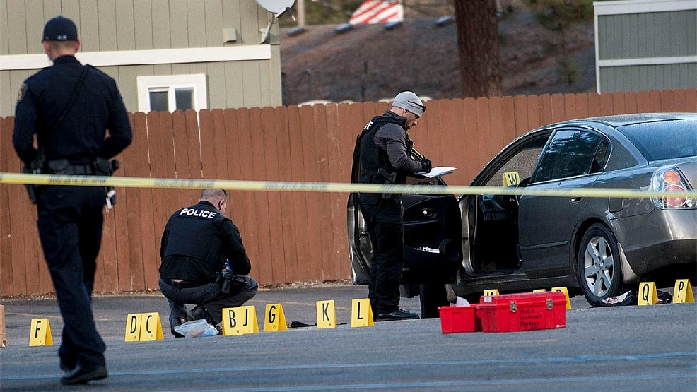 Suspect In Idaho Pastor Shooting Arrested Outside White House