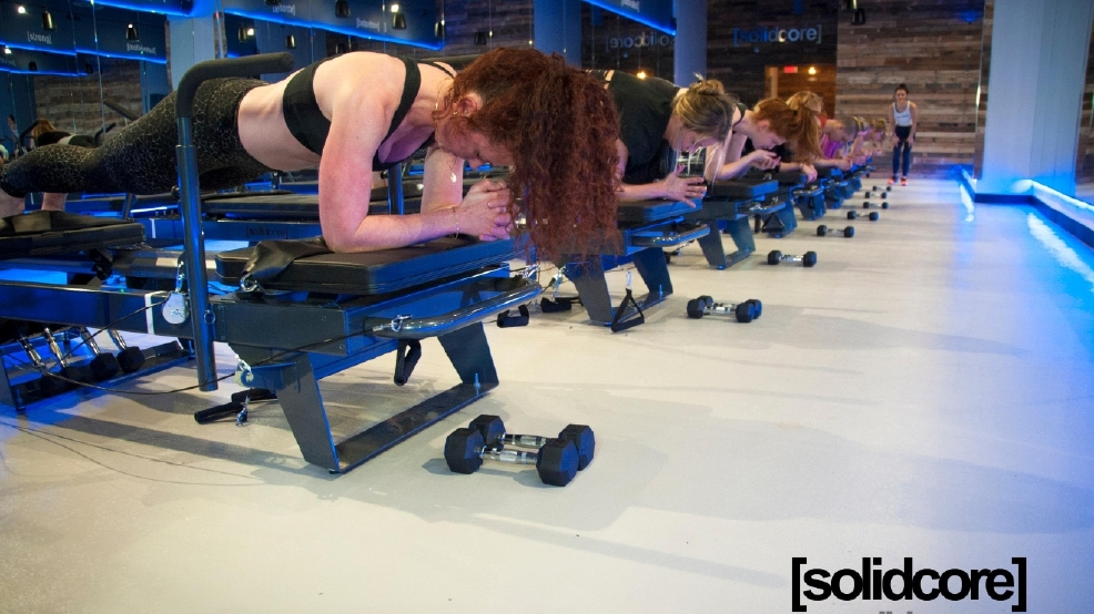 What happens if you take Solidcore three times a week for