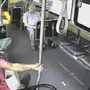 Metro releases video of man who reported being stuck by needle on bus