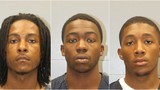 Five charged with string of armed robberies in Richland County