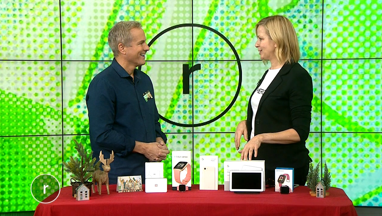 Verizon's tech expert Heidi Flato showcased all of the must-have devices and tech accessories that make the perfect gifts for everyone in the family this holiday season.<p></p>