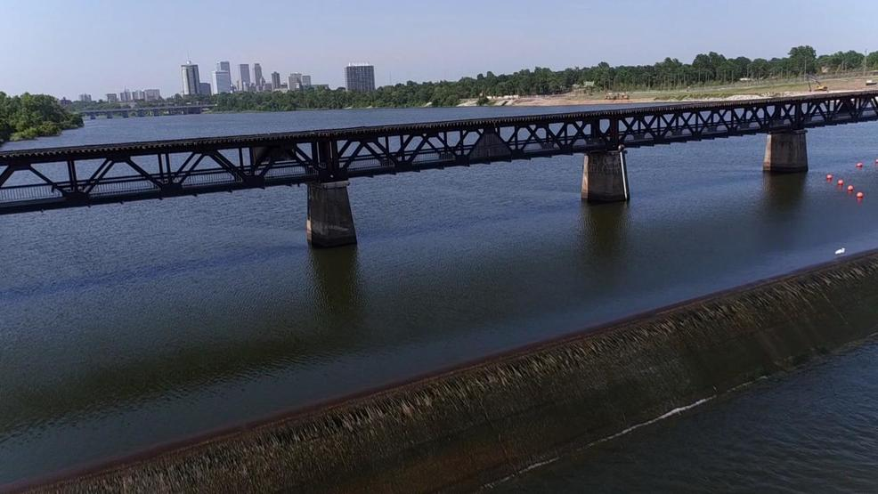 Years Of Tulsa History Behind Old Pedestrian Bridge Ktul