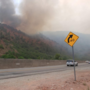 Fire, smoke closes portion of Highway 6 in Utah, evacuations in place