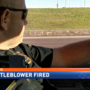 Veteran law enforcement officer terminated after blowing the whistle on county employee