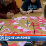 Local high school club brings awareness to teen depression