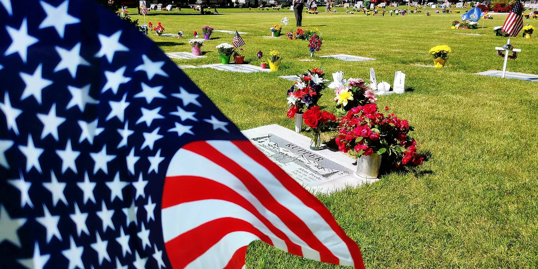 FILE - Throughout Utah, ceremonies and festivities are taking place Monday to honor and remember soldiers who sacrificed their lives defending the U.S. for Memorial Day. (File photo: KUTV)