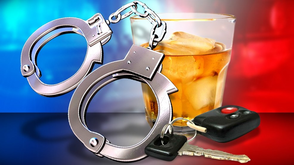 Newark man charged with DWI after driving car in ditch