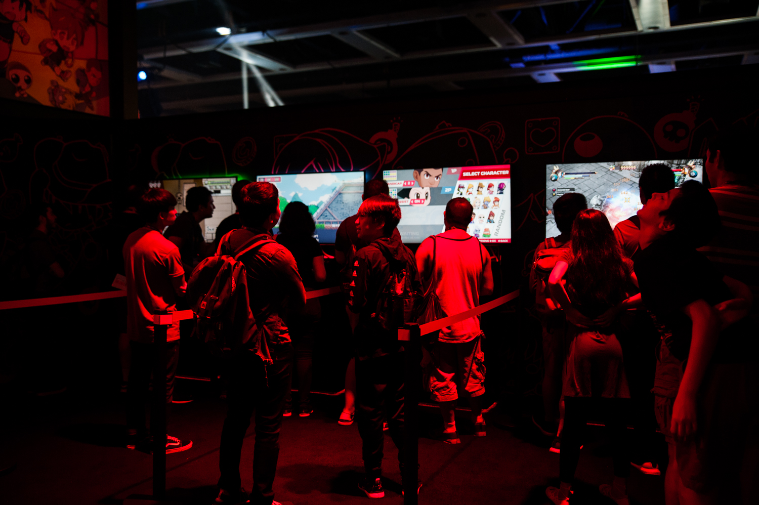 Seattle's Penny Arcade Expo (PAX West) brings tens of thousands of people to the Washington State Convention Center every year! PAX West includes concerts, arcade games, video game tournaments, cosplay and more - and runs the entirety of Labor Day Weekend (Aug. 30 – Sept.2). (Image: Elizabeth Crook / Seattle Refined)