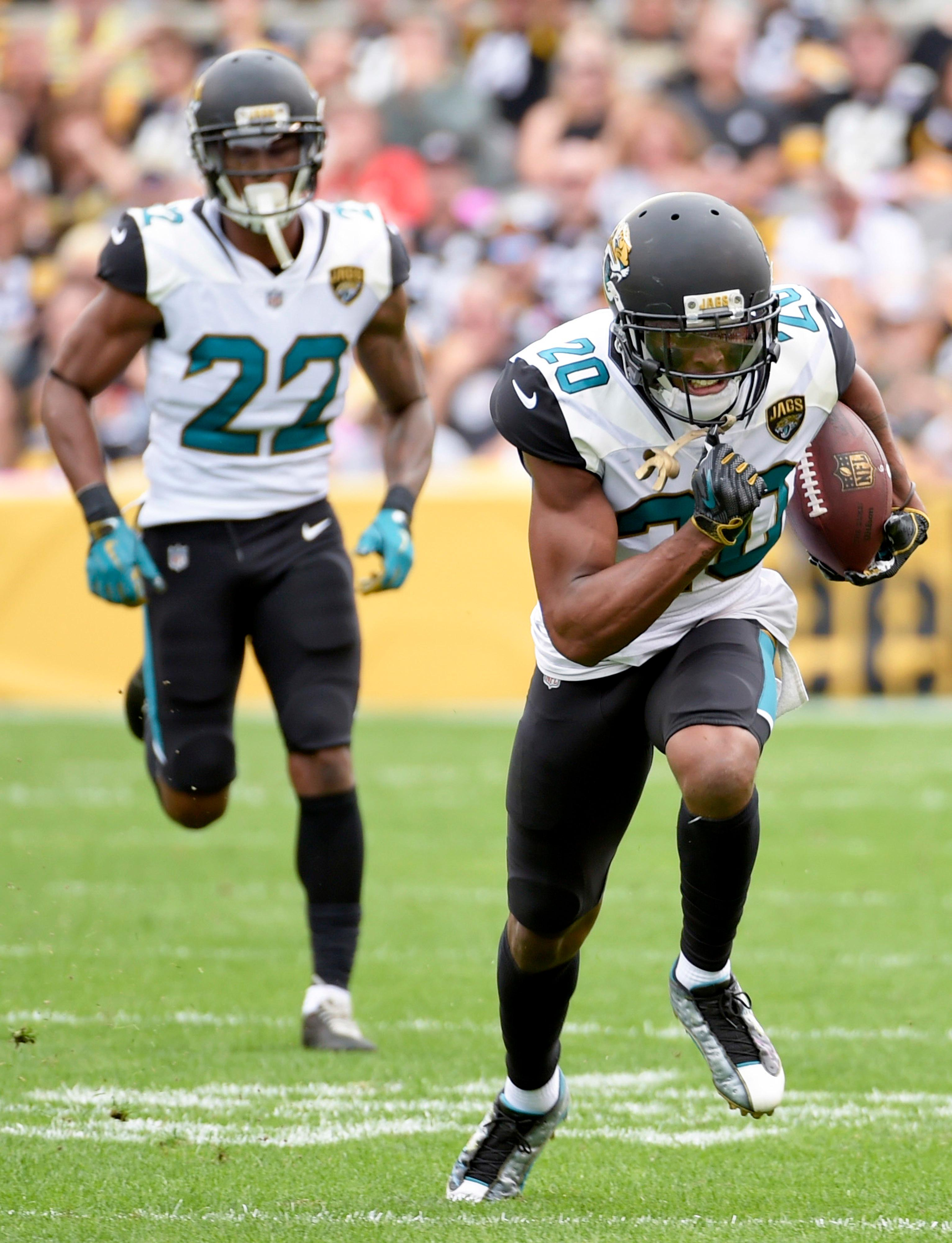 Pick 6s Fuel Jaguars In Sloppy 31 9 Upset Over Steelers Wbff