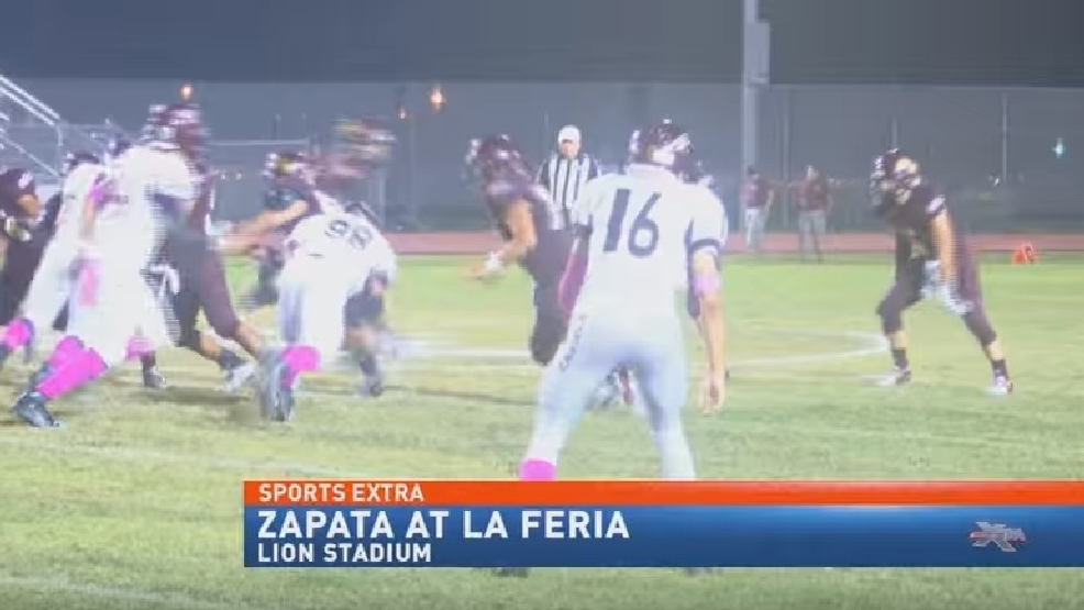 With win over Zapata, the Lions remain undefeated