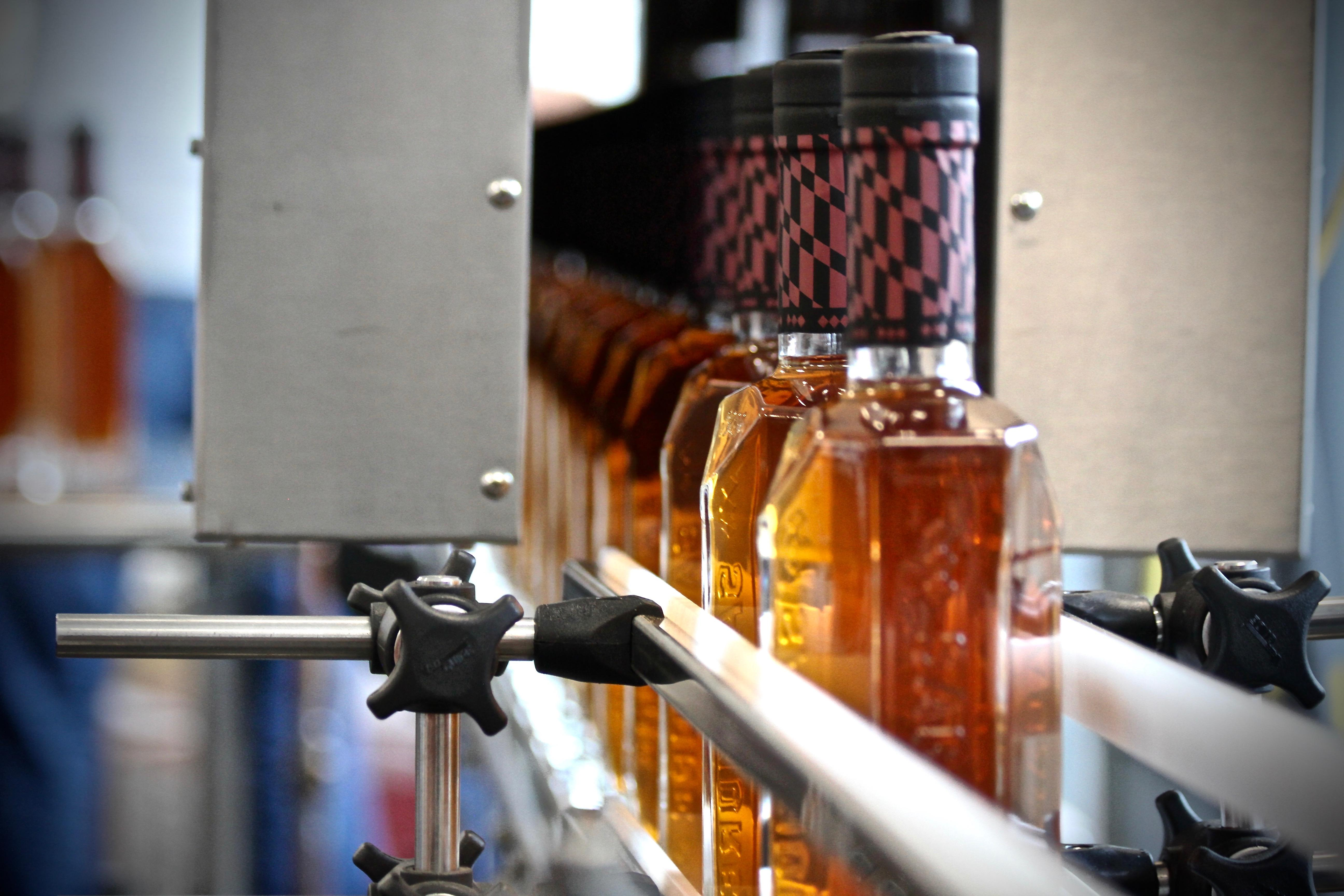 Sagamore Spirit Straight Rye Whiskey is made with pure spring-fed Maryland water, transported 22 miles from Sagamore Farm (Photo courtesy Sagamore/Maroon PR)
