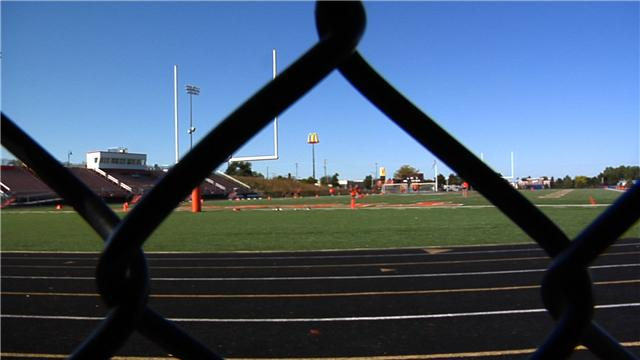 JV football players at Fenton High School rescue an 11-year-old who felt threatened by a man Tuesday.