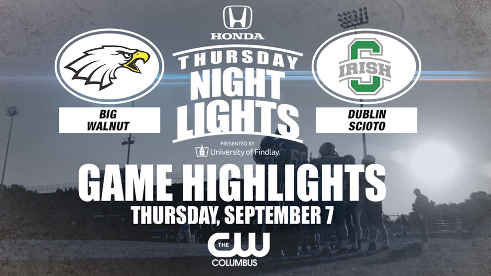 Week 3 Highlights - Dublin Scioto wins big at home