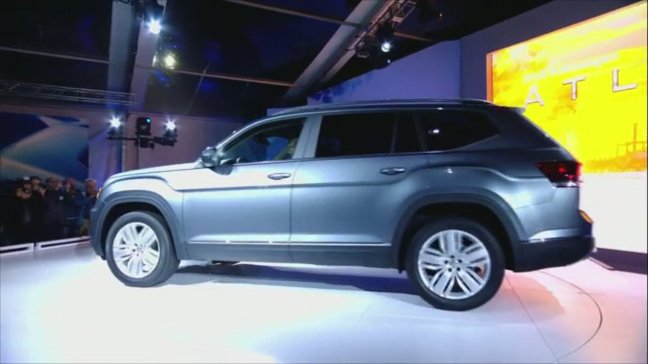Volkswagen To Unveil Chattanooga Made SUV   WTVC