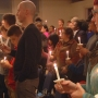 Candlelight service honors Dr. Martin Luther King, Jr.