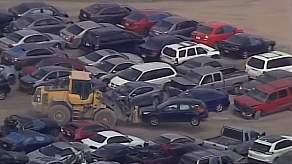San Antonio City Car Impound