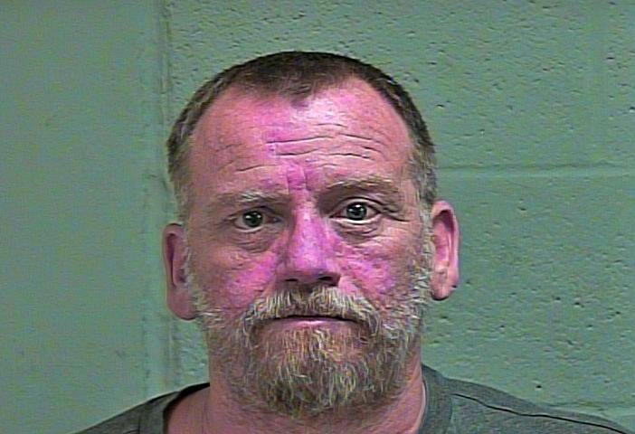 Billy Perkins, 45, was arrested March 28 in Oklahoma City on complaints of offering to engage in an act of prostitution. (Oklahoma County Jail)