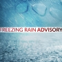 Freezing rain & winter weather ADVISORIES extended for parts of CNY