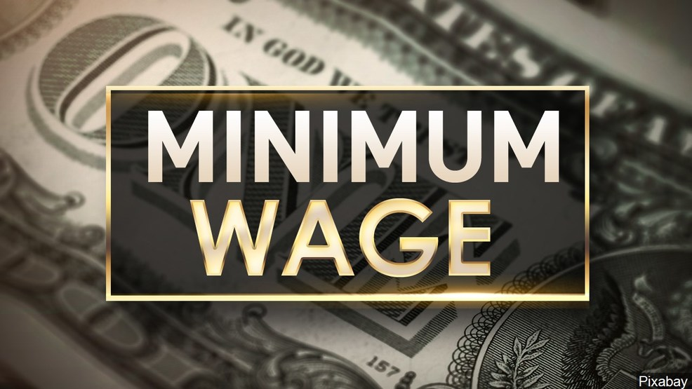 nevada 39 s minimum wage will stay the same in upcoming year ksnv. Black Bedroom Furniture Sets. Home Design Ideas
