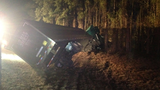 Injuries reported in 18-wheeler wreck on I-95 in Florence County