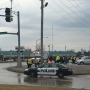 T-bone collision slows morning traffic at Kirksville intersection