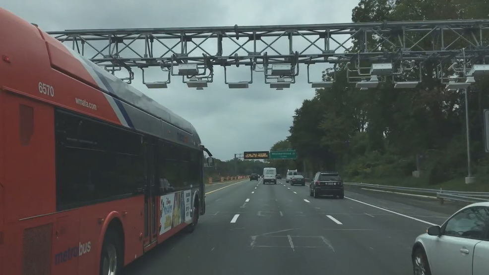 Ahead of December launch, VDOT tests new automated toll system ...