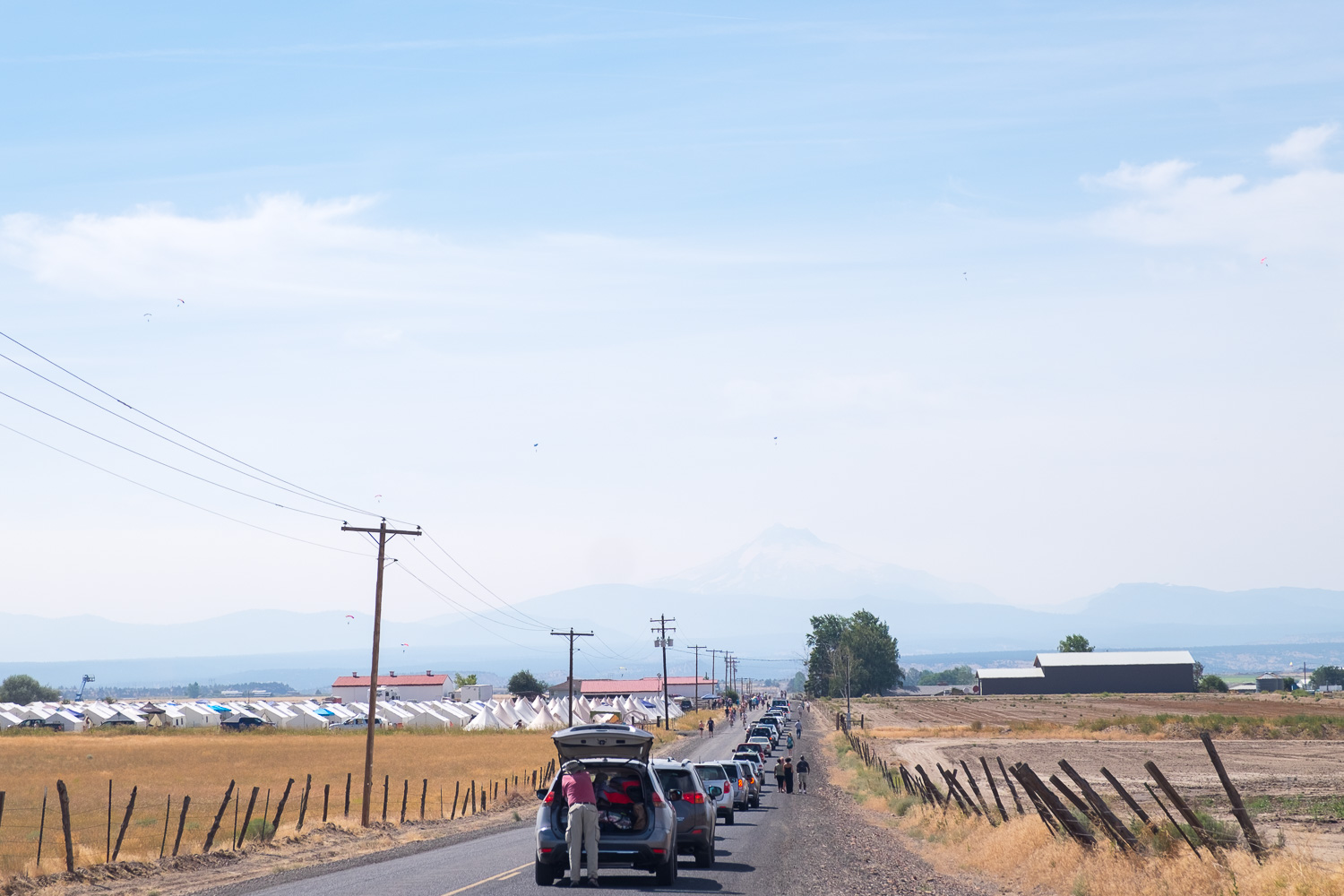 75,000 campers head to Madras. Oregon Solarfest (Image: Paola Thomas / Seattle Refined)