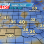 High winds cause flight cancellations to, from Abilene