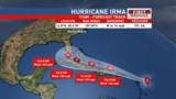 2017 Tropical Update Blog -- Hurricane Irma is a Category 5, Tropical Storm Jose forms
