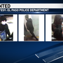 Police search for man linked to two west El Paso robberies