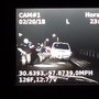 VIDEO: Driver caught on camera fleeing WilCo traffic stop