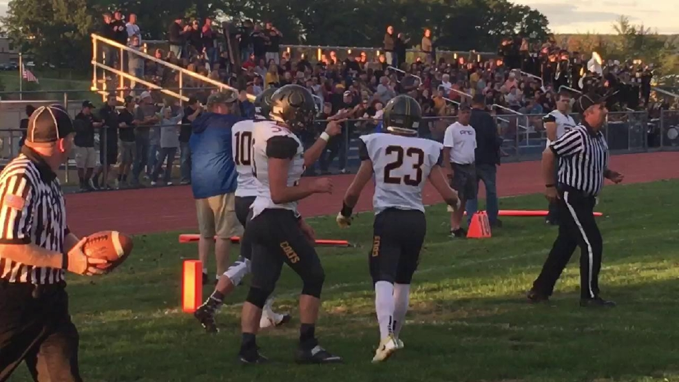 Northern Cambria touchdown in week 2