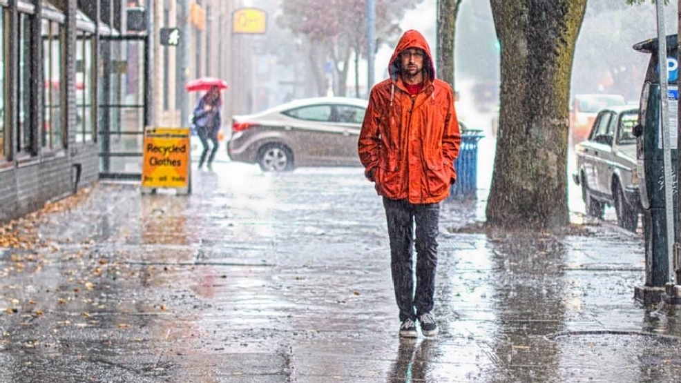 Why Seattleites (usually) don't need to carry an umbrella