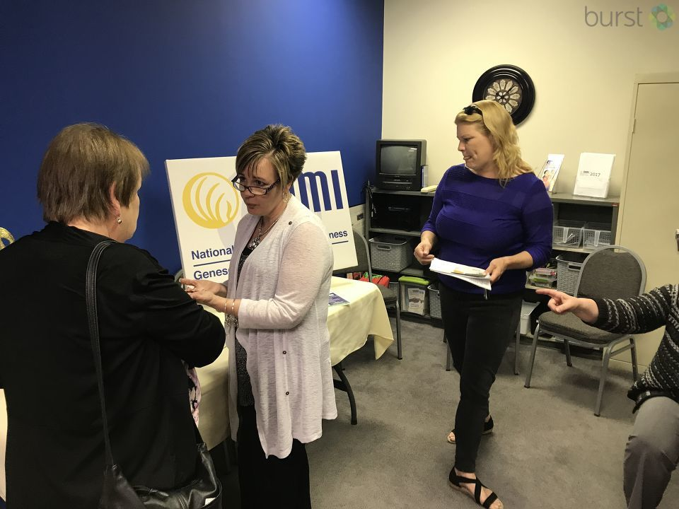 People in Genesee County suffering from mental illness now have another location to get help. NAMI of Genesee County showed off its newest building on West Fifth Street in Flint Wednesday. (Photo: WEYI/WSMH)