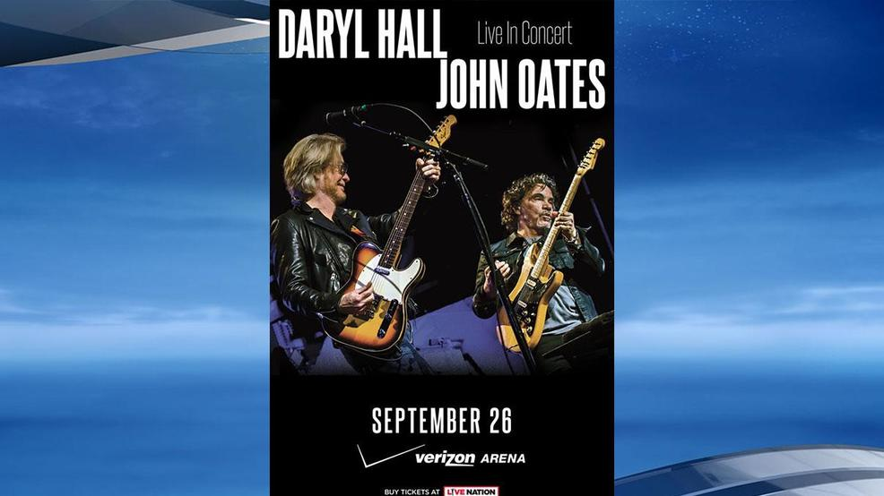 Hall & Oates to perform at Verizon Arena