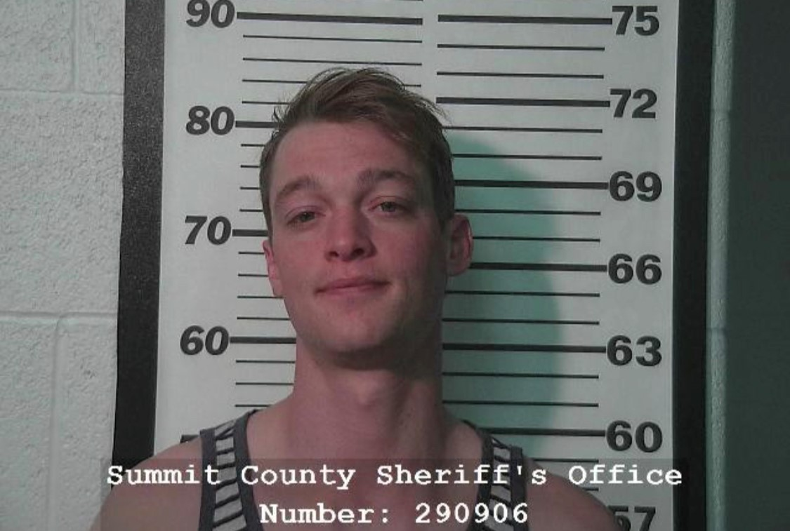 Paul Swedenborg mugshgot. (Photo: Summit County Jail)