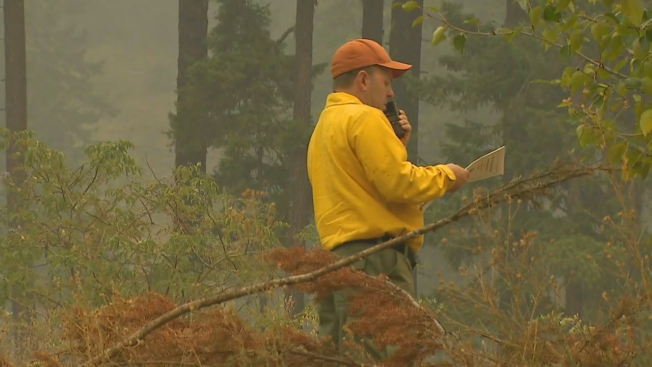 "More than 120 Washington National Guard members are joining the fight to bring several major wildfires in our state under control, including the <a href=""http://komonews.com/news/local/wildfires-creating-dangerous-air-quality-conditions-in-eastern-washington"" target=""_blank"">Jolly Mountain Fire</a> near Cle Elum. (Photo: KOMO News)"