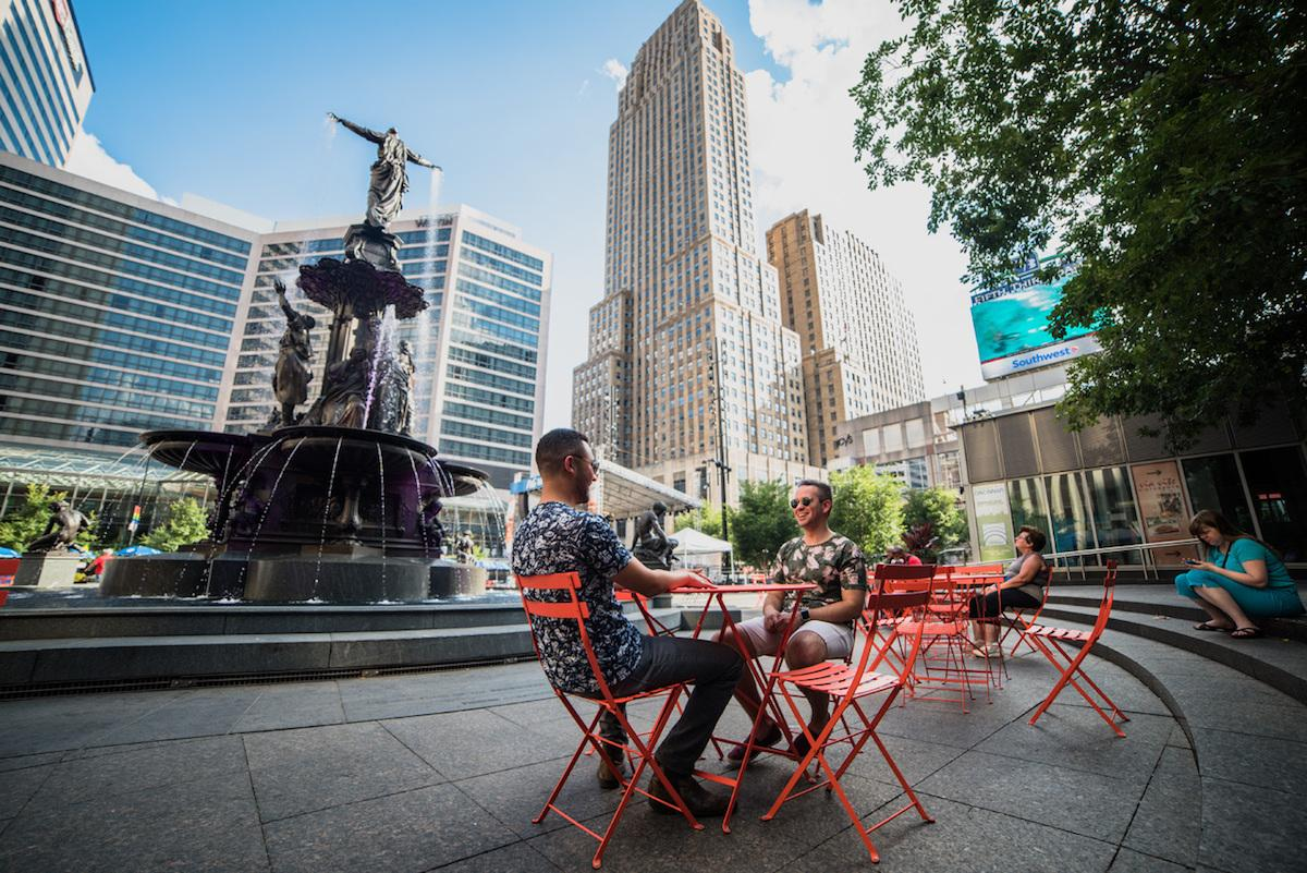 The Cincinnati Visitors Bureau is tasked with promoting tourism and civic pride in and around the Cincinnati region. / Image courtesy of the Cincinnati Visitors Bureau // Published: 9.4.18<br><p></p>